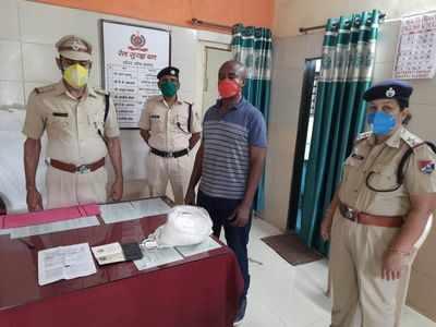 Mumbai: Nigerian held with Rs 2 crore banned drugs Amphetamine