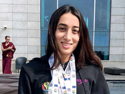 After six medals in Asian Age Group Championship, Maana Patel feels she's back