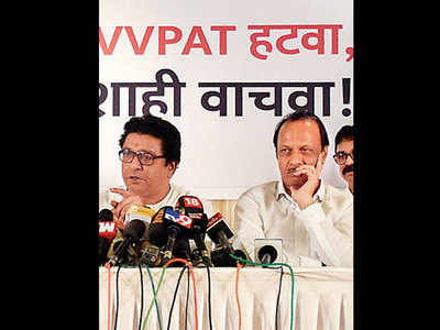 NCP demands pvt security, cameras in room for EVMs