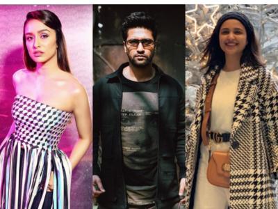 Photos: Vicky Kaushal, Shraddha Kapoor, Parineeti Chopra share their childhood pictures