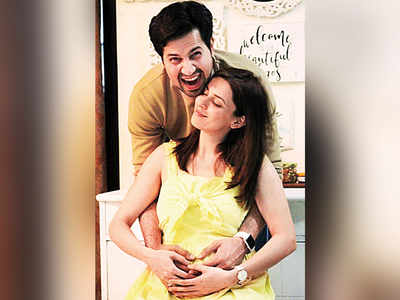 Sumeet Vyas: Ekta and I would want to have our baby in my aunt's maternity hospital