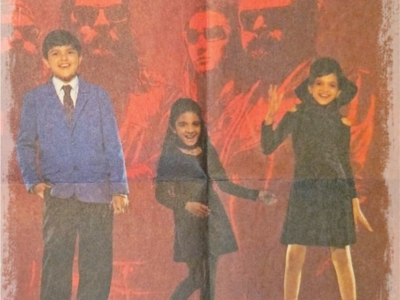 Photo: Deepika Padukone proves she was born to be a star