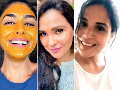 For Richa Chadha, Mrunal Thakur, Lara Dutta, home is where the spa is…
