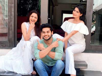 Bhagyashree: Abhimanyu Dassani started cooking too impress girls