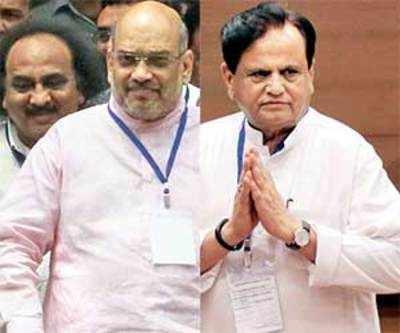 Gujarat Rajya Sabha polls: Shahi win for Congress as Ahmed Patel beats Balwantsinh Rajput
