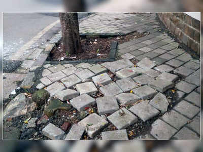 BMC shows speed, repairs footpaths in less than 24 hrs
