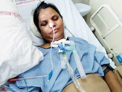 'Aditya Birla hospital is sending my comatose wife home too early'