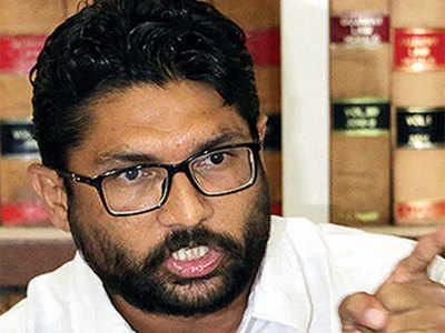 Mevani tenders apology, HC gives anticipatory bail