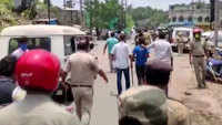 West Bengal: Cops lathicharge Amphan-hit villagers demanding restoration of power