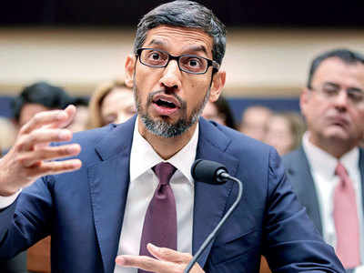 Google, Facebook set lobbying records as techlash intensifies