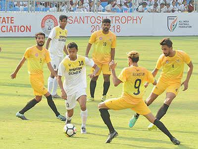 Santosh Trophy: West Zone opener between Gujarat, Rajasthan was all about errors