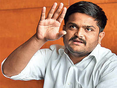 Hardik Patel back in jail after coming out
