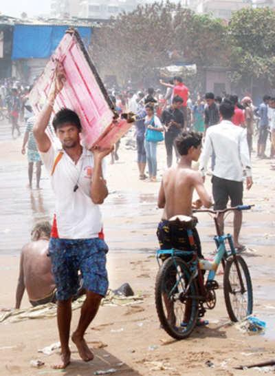 Operation Versova Beach