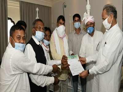 Rajasthan crisis live updates: Rajasthan CM Ashok Gehlot claims support of 2 Bhartiya Tribal Party MLAs