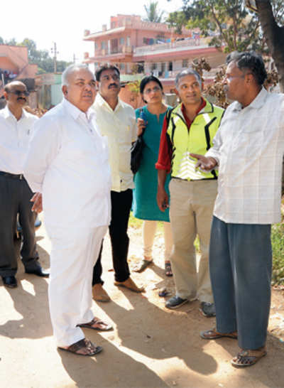Minister gets alarming dose of a 'pathetic' Whitefield
