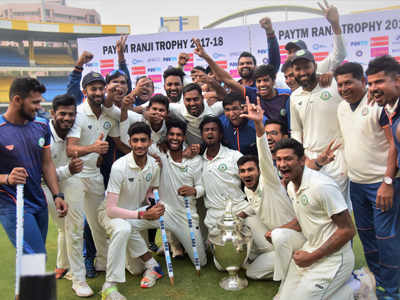 Vidarbha script new chapter in Ranji history, beat Delhi to claim maiden title