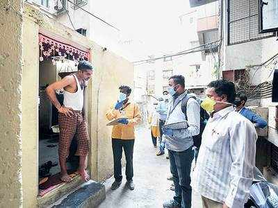 Officials call upon 'Corona Warriors' among Punekars