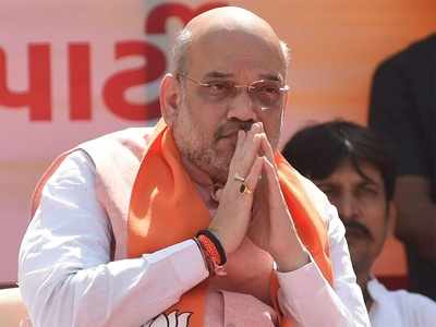 NSUI files 'missing person' report against Home Minister Amit Shah