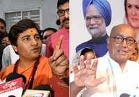 Lok Sabha 2019: Sadhvi Pragya Thakur files nomination from Bhopal Lok Sabha constituency