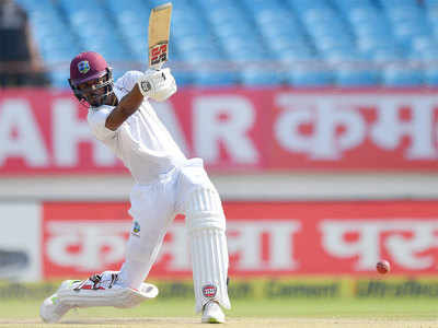 2nd Test, Day 1: West Indies reach 295/7 at close
