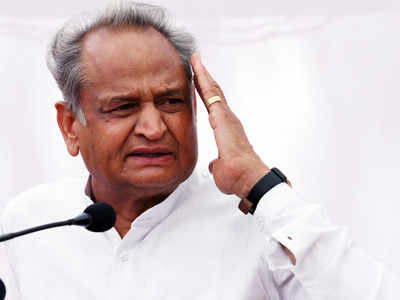 Storm brewing in Rajasthan Congress, CM Ashok Gehlot faces loss of confidence from his own cabinet