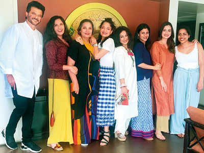 Shabana Azmi and her red lipstick gang