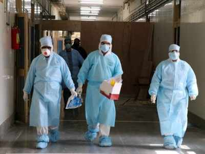 Karnataka Covid lockdown news: State reports 14,304 new Covid-19 cases, 464 deaths