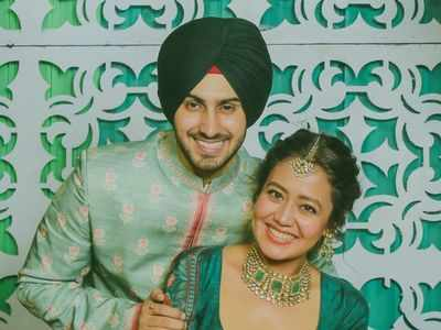 Watch: Neha Kakkar gets married to Rohanpreet Singh in a traditional Anand Karaj ceremony