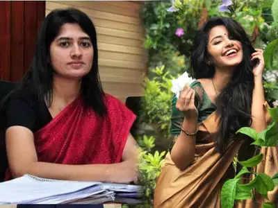Actress Anupama Parameswaran mistaken for disctrict collector TV Anupama