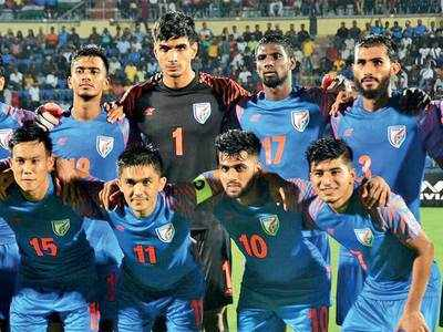 India to face Qatar in second World Cup Qualifier