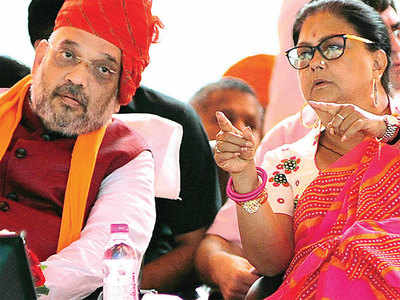 BJP's sovereigns and satraps