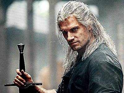 Henry Cavill's The Witcher wraps production
