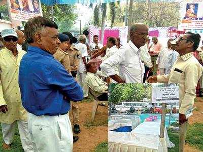 No chairs, no water angers Dalits