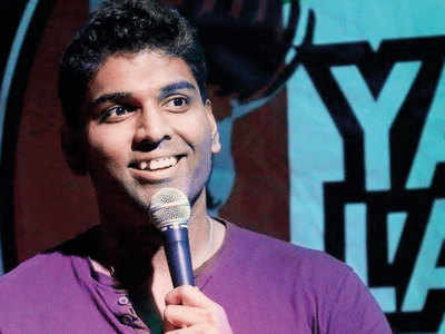 Indian-origin stand-up comedian dies on stage