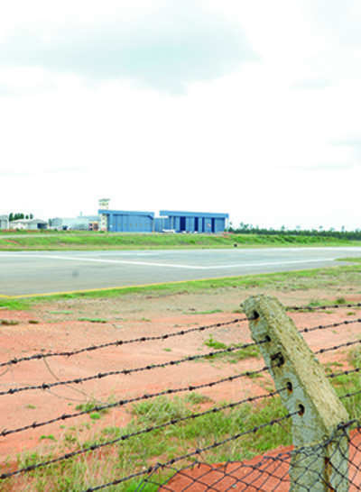 Domestic airport in Hosur for Bengalureans. Courtesy, Tamil Nadu