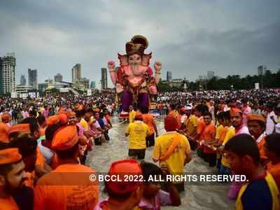 50,000 strong security; Mumbai Police to also use drones during Ganesh Visarjan at waterfronts