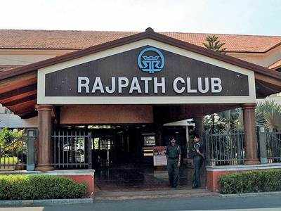 Rajpath Club health club floor in-charge gets death threat