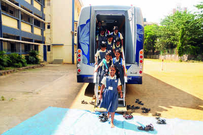 KSRTC workhorses will become mobile schools after their retirement