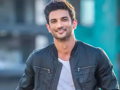 Sushant Singh Rajput honoured with Dadasaheb Phalke award for Critic's Best Actor