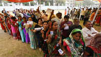 Lok Sabha polls: Over 63% voting in 6th phase, says Election Commission