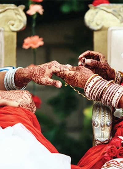 All hell breaks loose as two women wed in Koramangala