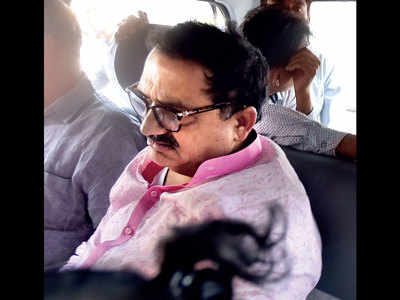 Anil Bhosale, 3 others remanded in nine-day police custody for scam