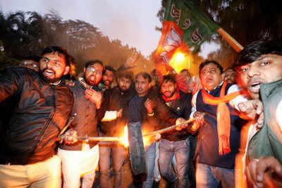 BJP demands President's Rule in Kerala