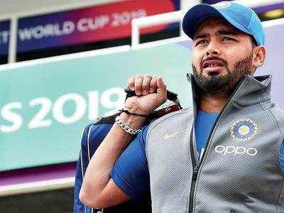Whether or not to play Rishabh Pant against Afghanistan is a question for Indian team management to consider