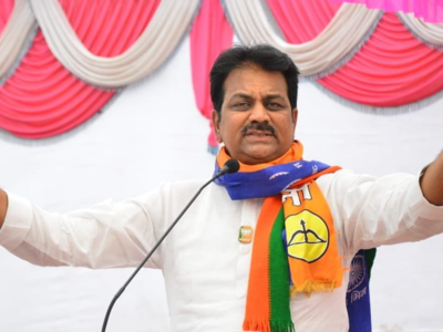 BJP's Harshvardhan Patil loses against NCP's Dattatrey Bharne in Indapur