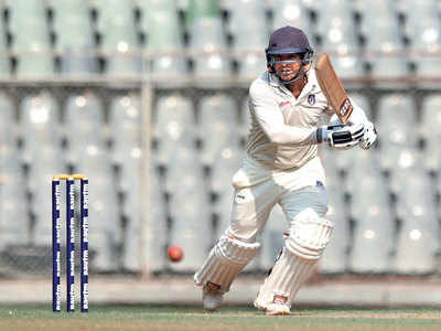 UP's Akshdeep Nath leads rescue act against Mumbai in Ranji match at Wankhede