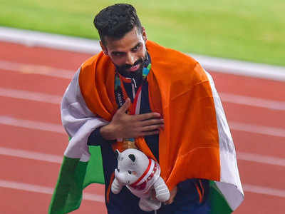 Asian Games 2018: How gold medallist triple-jumper Arpinder Singh's father supported his son's training