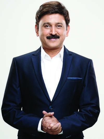 Life comes a full circle for Ramesh Aravind