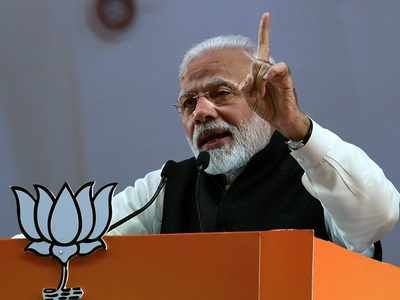 PM Modi: Choice before nation in 2019 is between majboor sarkar and majboot sarkar