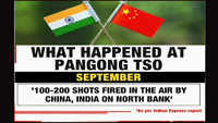 LAC standoff: Three firing incidents between India-China in last 20 days in Eastern Ladakh